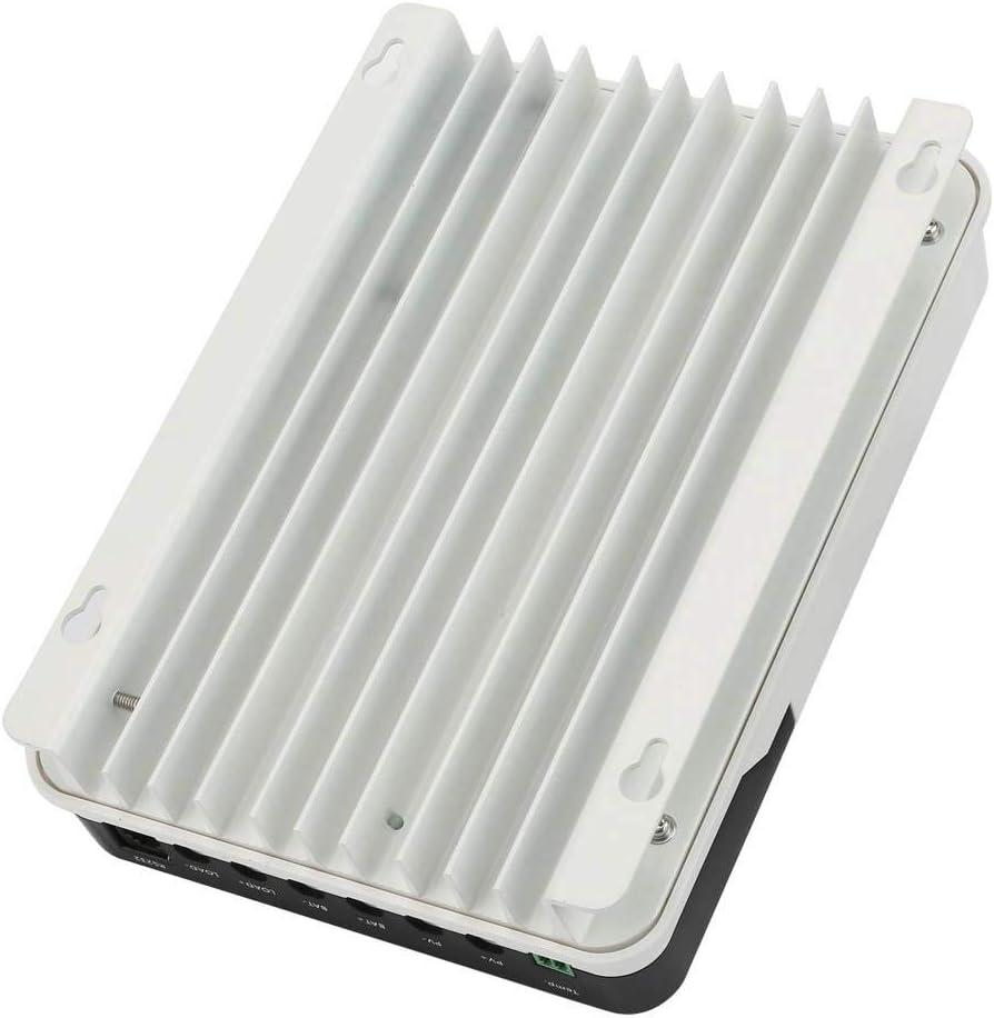 Keenso Automatischer Regler des MPPT-Solarladereglers LCD-Anzeige SmartSolar f/ür Schutz vor /Überlastung der Batterie durch Sonnenkollektoren 20A ML2420