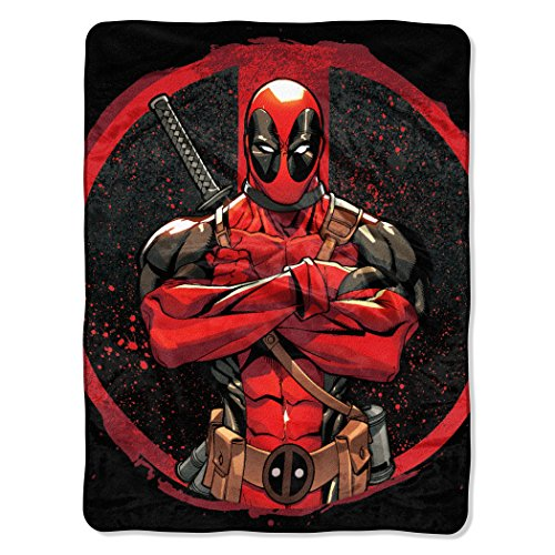 (Marvel Deadpool, Tough Guy Micro Raschel, 46
