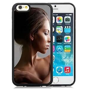 Beautiful Custom Designed Cover Case For iPhone 6 4.7 Inch TPU With Femininity Phone Case