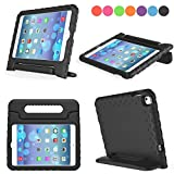 iPad Mini 4 Case, Dteck(TM) Lightweight [Shockproof/ Drop-proof] Super Protection Convertible Handle Stand Cover [Kids Gift] Protective Case for Apple iPad Mini 4 (2015 Released), Black