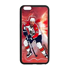 Custom Olli Jokinen Panthers Phone Case Laser Technology for iphone 6 4.7 Designed by HnW Accessories