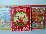 img - for Winnie the Pooh Holiday Collection: Christmas, Thanksgiving; Valentines (Children Book Sets) book / textbook / text book
