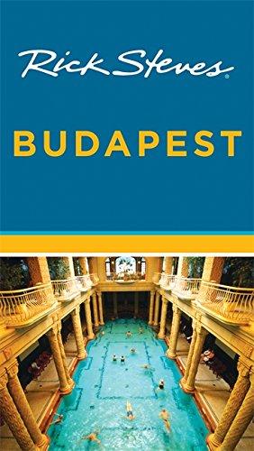 Rick Steves Budapest Paperback – May 26, 2015