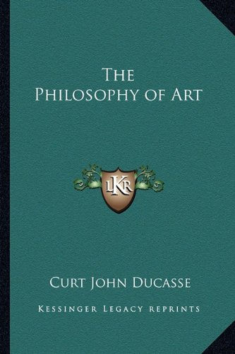The Philosophy of Art PDF