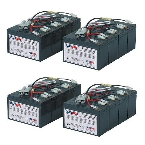 low-cost UPS Battery Set for SU5000R5TBX114 by UPSBatteryCenter