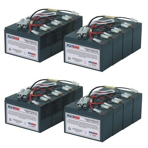 SU5000R5XLT-TF3 Replacement Battery Set - Brand New by UPS Battery Center