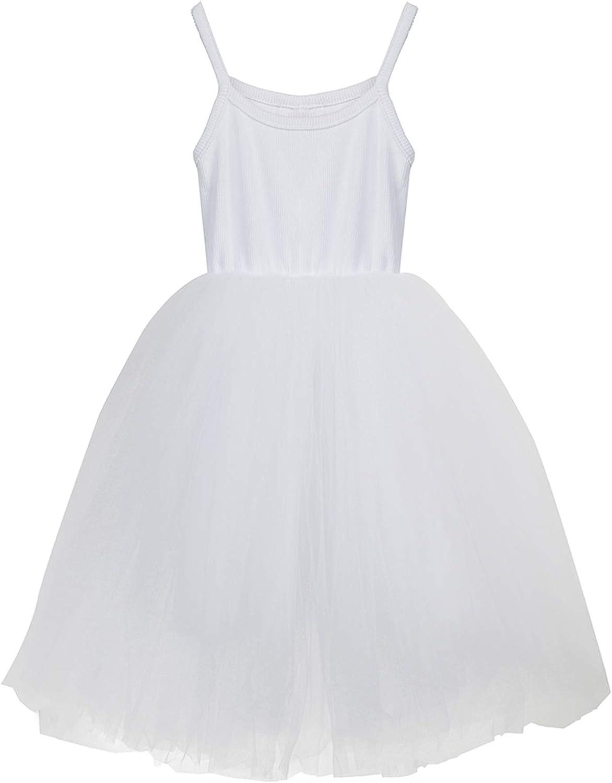 BTGIXSF Baby Girls Tutu Dress Toddler Long Sleeve//Sleeveless Dresses Infant Tulle Sundress