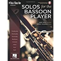 Solos for the Bassoon Player: Music Minus One Bassoon