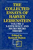 The Collected Essays of Harvey Leibenstein 9780814750452