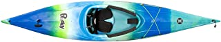 product image for Perception Prodigy XS | Sit Inside Kayak For Kids and Petite Paddlers | Recreational Kayak for All Day Fun | 10'