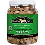 Healthy Baker Lawn Protection Biscuits  -  Wholesome and Delicious Treats for Dogs, 2 lbs.