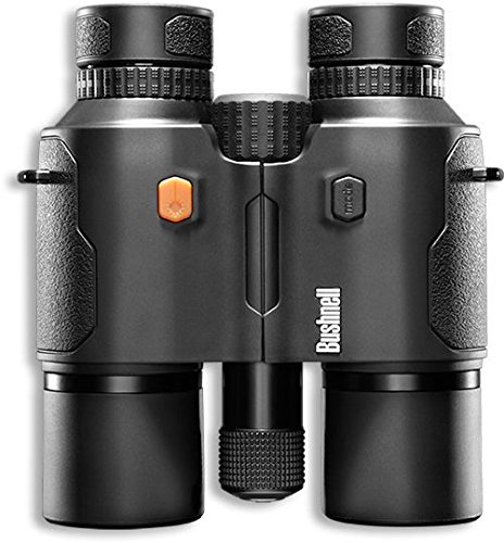 Bushnell Fusion 1-Mile 8x 32mm ARC Binocular Laser Rangefinder with Matrix Display