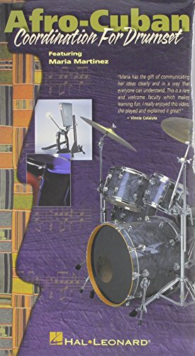 Afro-Cuban Coordination for Drumset [VHS]