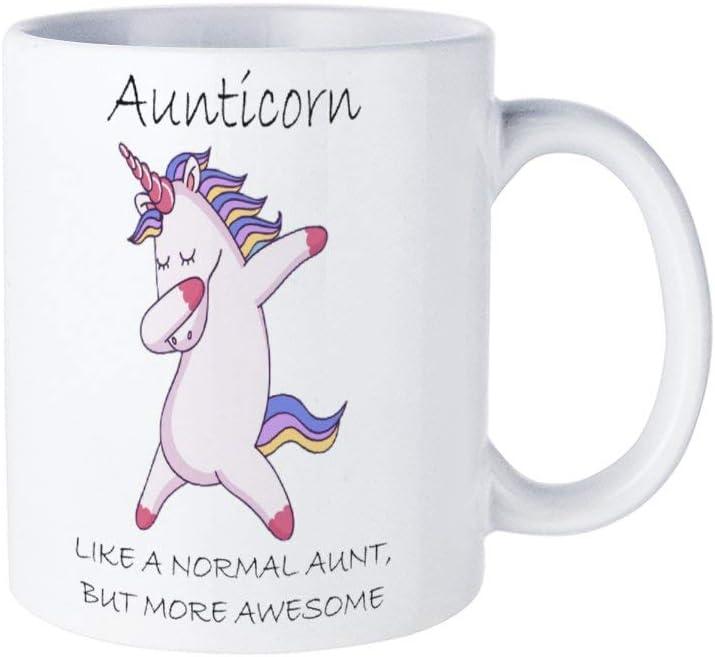 Natale caff/è Regalo Tazza di t/è Gift Original Bitch Please I m So Fabulous Unicorn Mug novit/à Ufficio Regalo per Compleanno