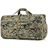 Gonex 60L Cordura Travel Duffel Bag (MARPAT Woodland) For Sale