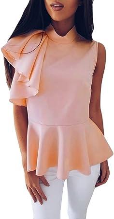 Camisetas Transparentes De Mujer Ronamick Moda Mujer Blusa Transparente Mujer Negra Tops Mujer Moda Mujer Camisa Cuadros Niño (Rosado,S): Amazon.es: Bricolaje y herramientas
