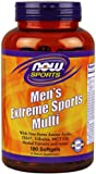 Now Foods Men's Extreme Sports Multivitamin Softgels, 180 Count