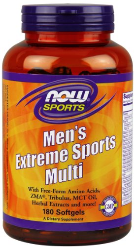 NOW Sports Extreme Multi Softgels product image