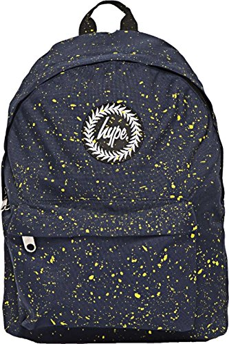 Mochila Hype Speckle Backpack Azul - Speckled Navy/Yellow