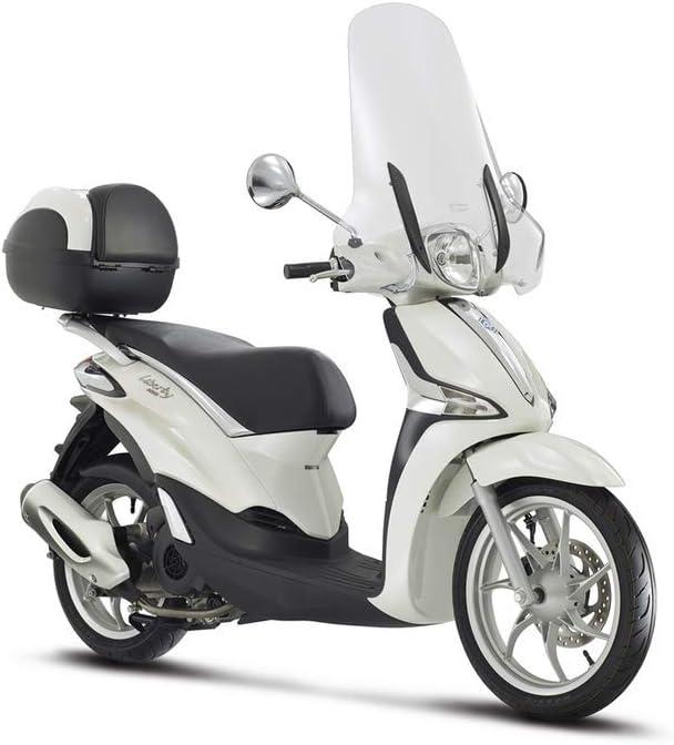Piaggio Hohes Windschild Für New Liberty Auto