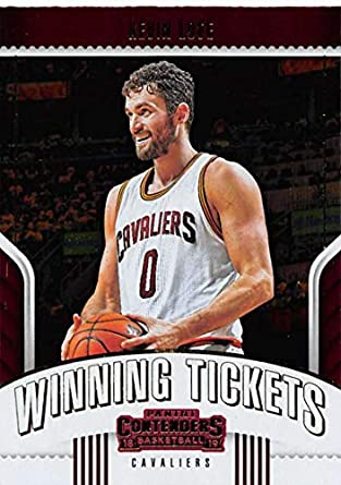 7cc178f13b6ab Amazon.com: 2018-19 Panini Contenders Winning Tickets Basketball #2 ...