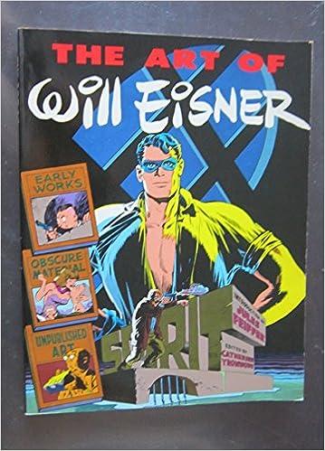 The art of Will Eisner