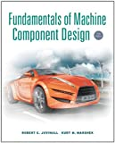 img - for Fundamentals of Machine Component Design by Robert C. Juvinall (2011-09-27) book / textbook / text book