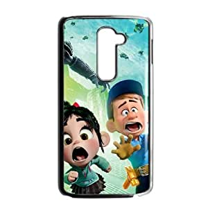 Wreck It Ralph LG G2 Cell Phone Case Black K2774729