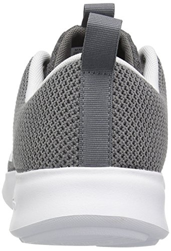 Four Racer Core Adidas White Cf Swift Grey Da Fabric Ftwr Uomo Black YpTqEU