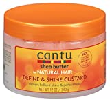 Cantu Natural Hair Define And Shine Custard