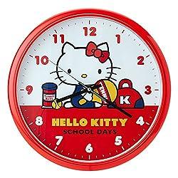 Sanrio Hello Kitty Wall Clock From Japan New