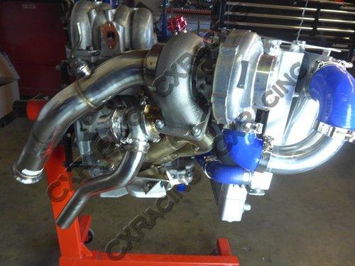 Amazon.com: RX-7 FC 13B Rotary Engine Turbo Manifold Downpipe For Nissan Datsun 510 Swap: Automotive