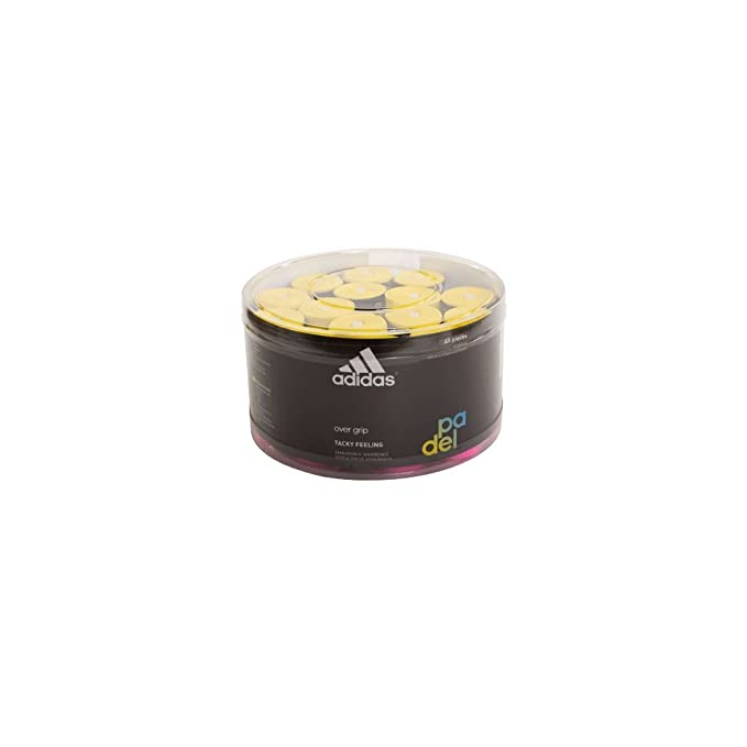 CUBO OVERGRIP ADIDAS 45 UNIDADES COLORES
