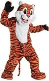 Rubie's Tiger Mascot Costume, Orange, One Size