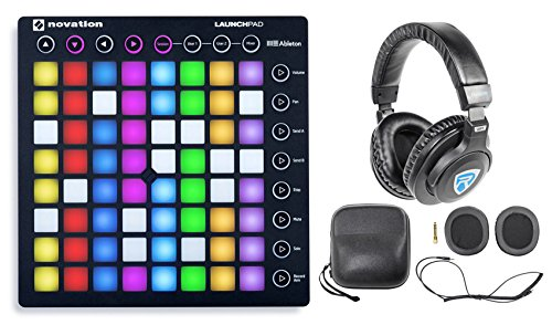 novation-launchpad-s-mk2-mkii-midi-usb-rgb-controller-pad-headphones