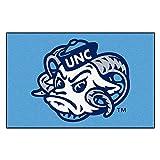 Fan Mats UNC North Carolina-Chapel Hill Rug, 46'' x 72''