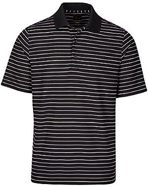 Men's Protek Micro Pique Stripe Polo