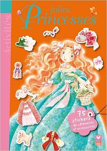 Livres gratuits Stickers Jolies Princesses pdf epub