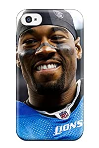 New Snap-on ZippyDoritEduard Skin Case Cover Compatible With Iphone 4/4s- Calvin Johnson by icecream design