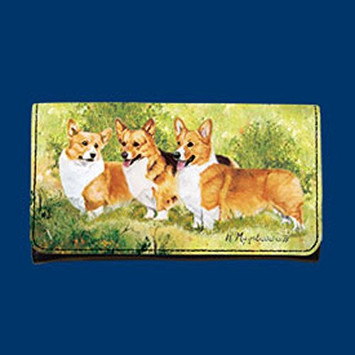 - Welsh Corgi Wallet by Ruth Maystead (WEC-W) (7.25