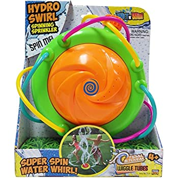 Amazon.com : NEW Banzai Geyser Blast Sprinkler Kids Water ...