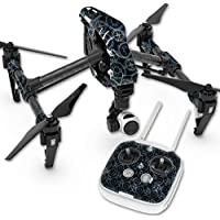 Skin For DJI Inspire 1 Quadcopter Drone – Compass Tile | MightySkins Protective, Durable, and Unique Vinyl Decal wrap cover | Easy To Apply, Remove, and Change Styles | Made in the USA