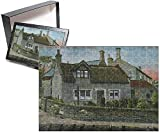Photo Jigsaw Puzzle of The Old Revolution House - near Chesterfield, Derbyshire