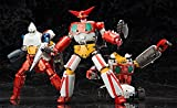 FREEing Dynamic Change R Getter Robo Action Figure
