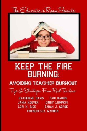 Keep Fire Burning Strategies Educators product image