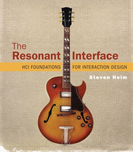 The Resonant Interface: HCI Foundations for Interaction Design