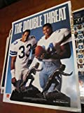 1986 Tony Dorsett Herschel Walker Dallas Cowboys