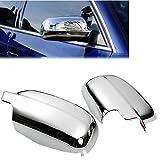 Chrome Side Mirror Cover Trims for 98 to 04 Volkswagen Jetta Bora Golf Polo MK4 99 to 04 Passat B5