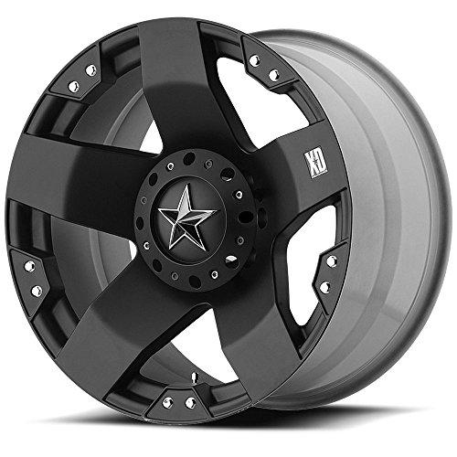 "XD-Series Rockstar XD-Series775 Matte Black Wheel (18x9""/5x5"")"