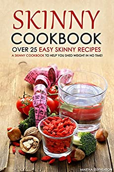 Skinny Cookbook Over Recipes Weight ebook